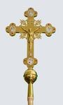 Крест выносной с лучами
