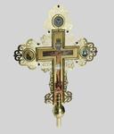 Крест запрестольный большой №3 двухстор